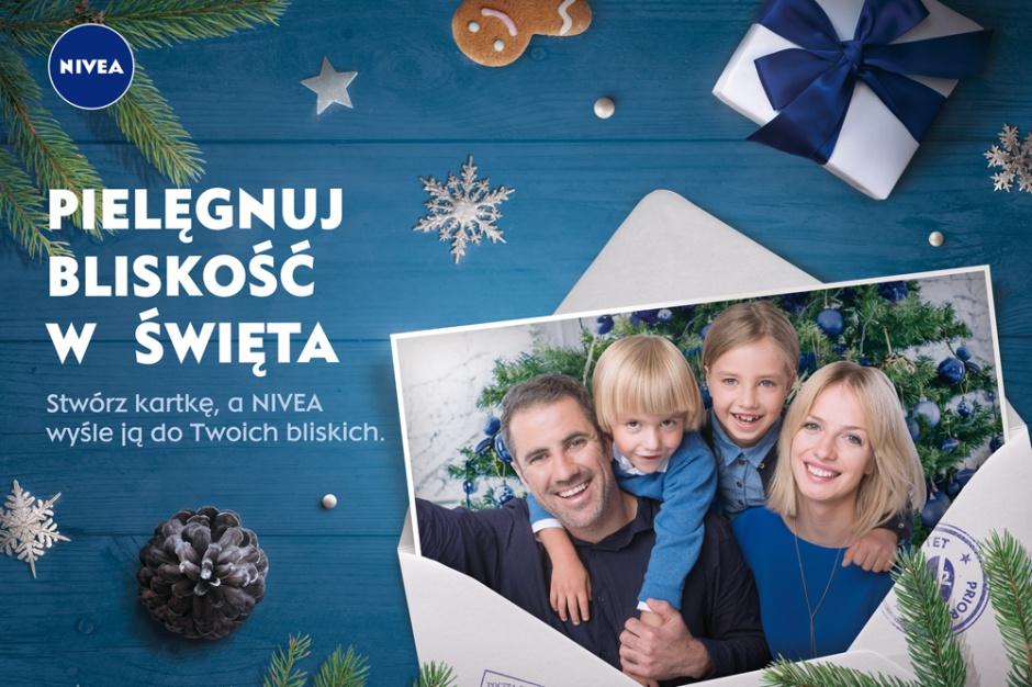 Świąteczna akcja marki Nivea