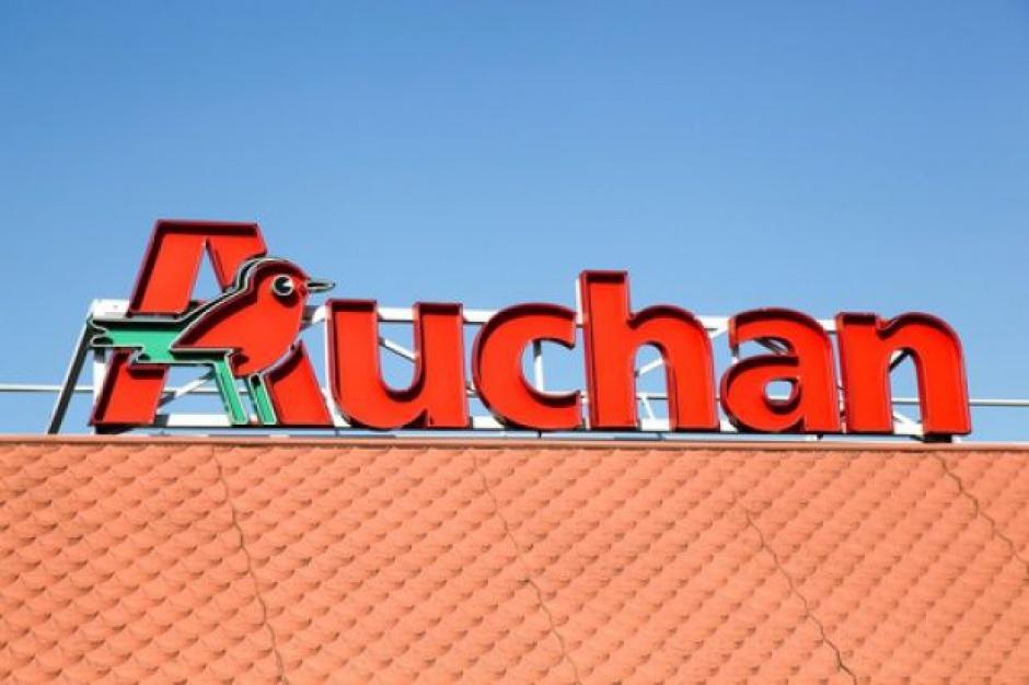 Robot pomoże zrobić zakupy klientom Auchan
