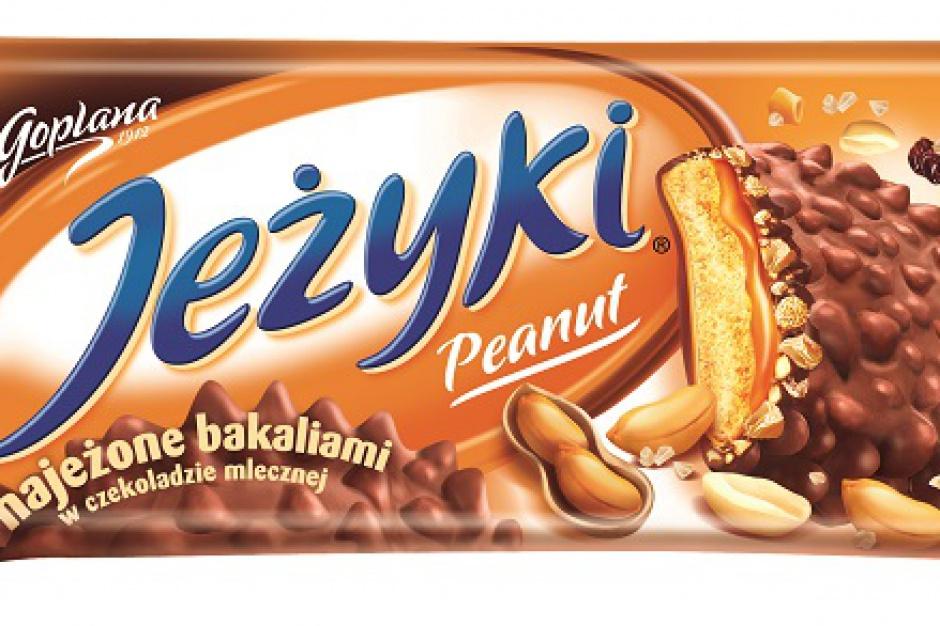 Limitowane Jeżyki Peanut od Goplany