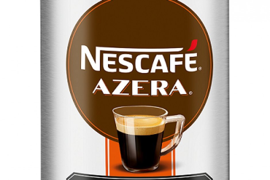 Nowa seria kaw premium NESCAFÉ Azera