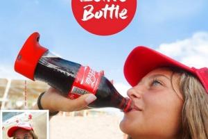 Coca-Cola z butelką, która zrobi selfie