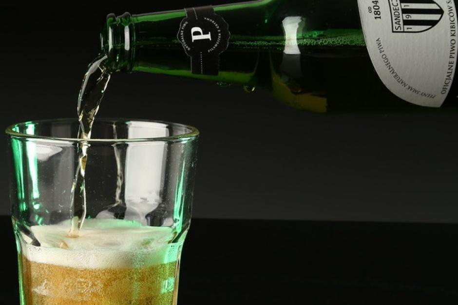 Pilsweizer robi piwo dla kibiców Sandecji Nowy Sącz