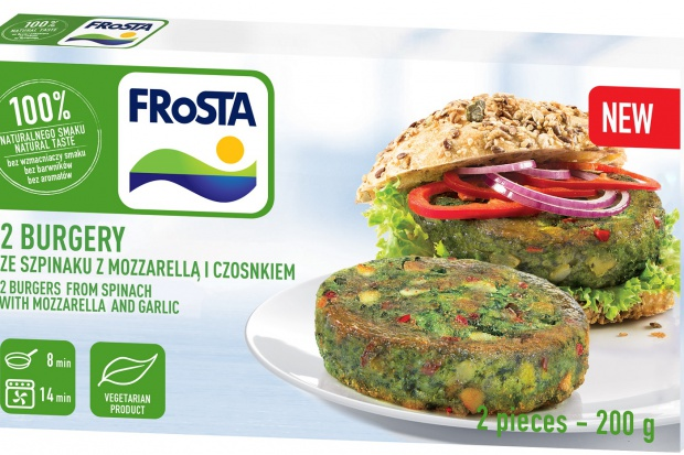 Nowe burgery od Frosty
