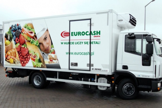 200 hurtowni i magazynów Eurocash z technologią marki Blulog