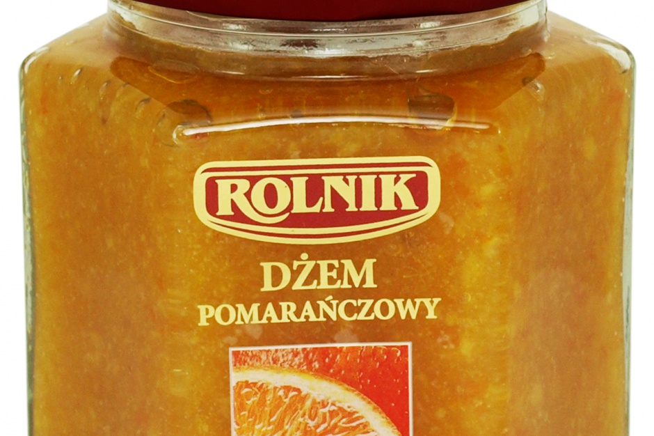 Nowość od Rolnika - dżem pomarańczowy