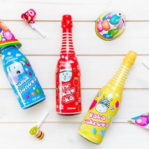 Dziecięce szampany o unikalnych smakach od marki Coco Jambo