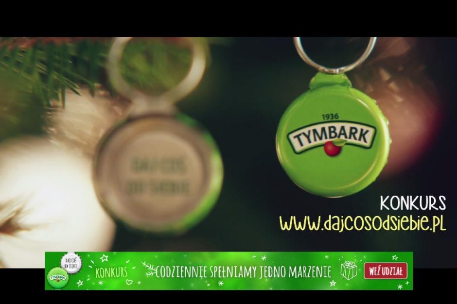 Świąteczna kampania i konkurs marki Tymbark