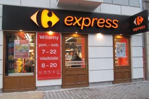Carrefour otworzył w miesiąc 11 sklepów convenience