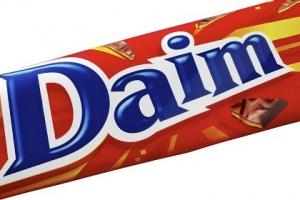 Słodkie przekąski od marki Daim