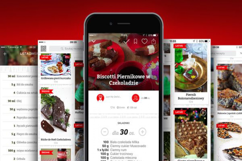 Coca-Cola uruchomiła aplikację SimplyTastly