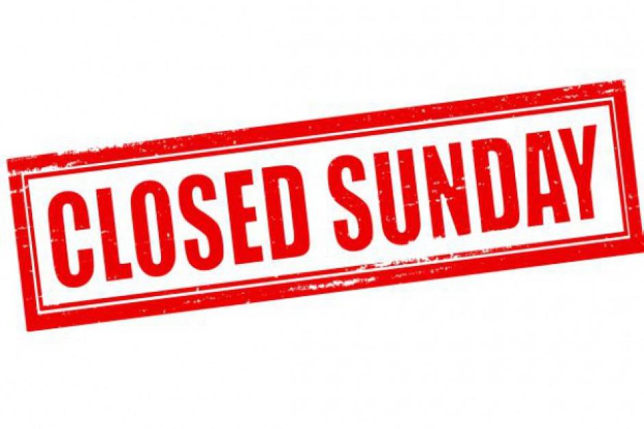 Niemiecki zakaz handlu w niedziele bez żadnego wpływu na wolumen sprzedaży