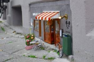 Delikatesy dla myszy powstały w Malmö