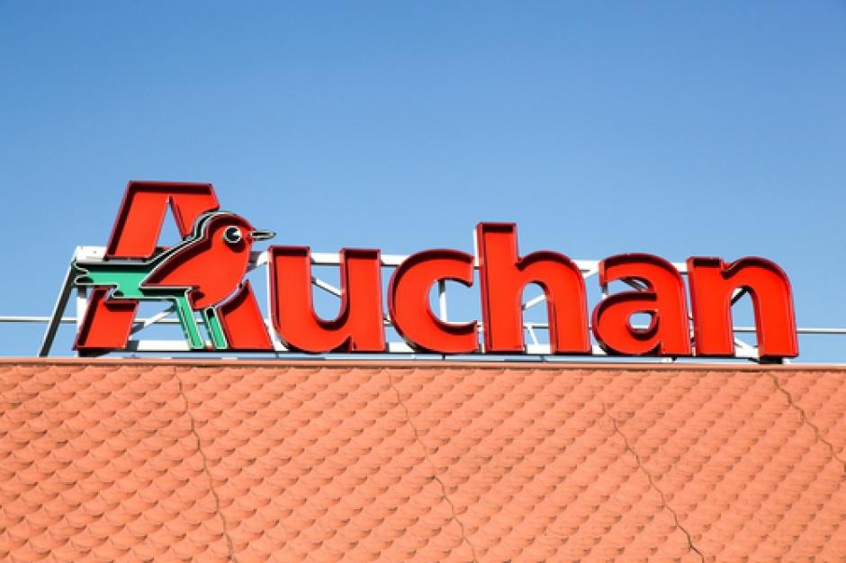 Carrefour, Kaufland i Tesco mocno wpłynęły na zyski Auchan w Polsce