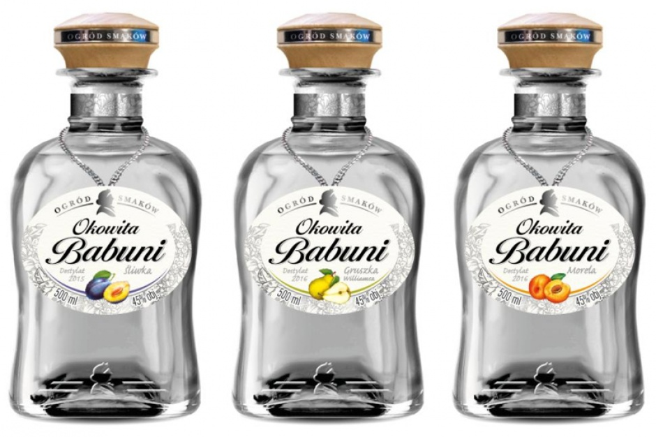 Okowita Babuni - prezent dla konesera smaku