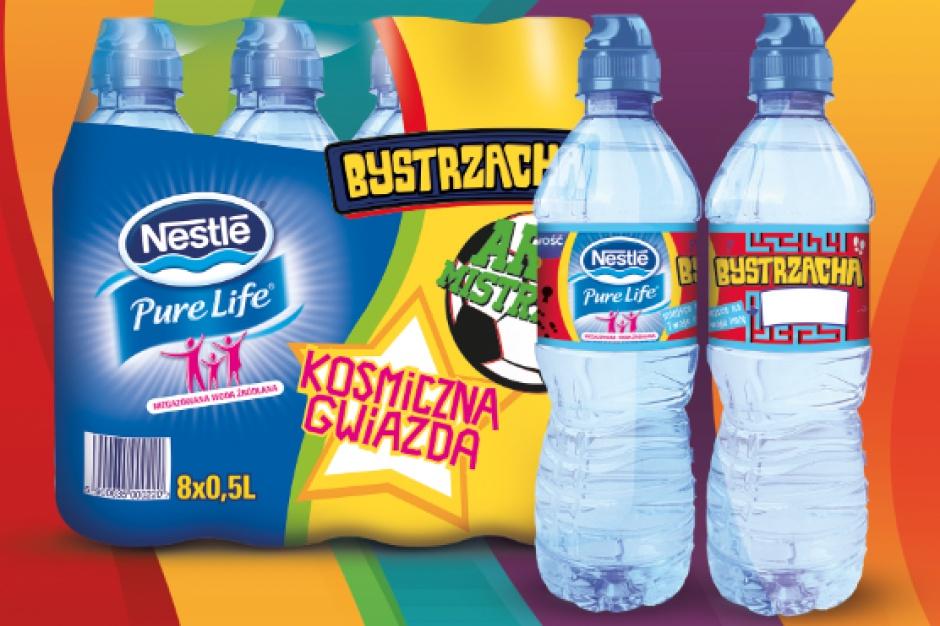 Nowa woda dla dzieci od Nestlé