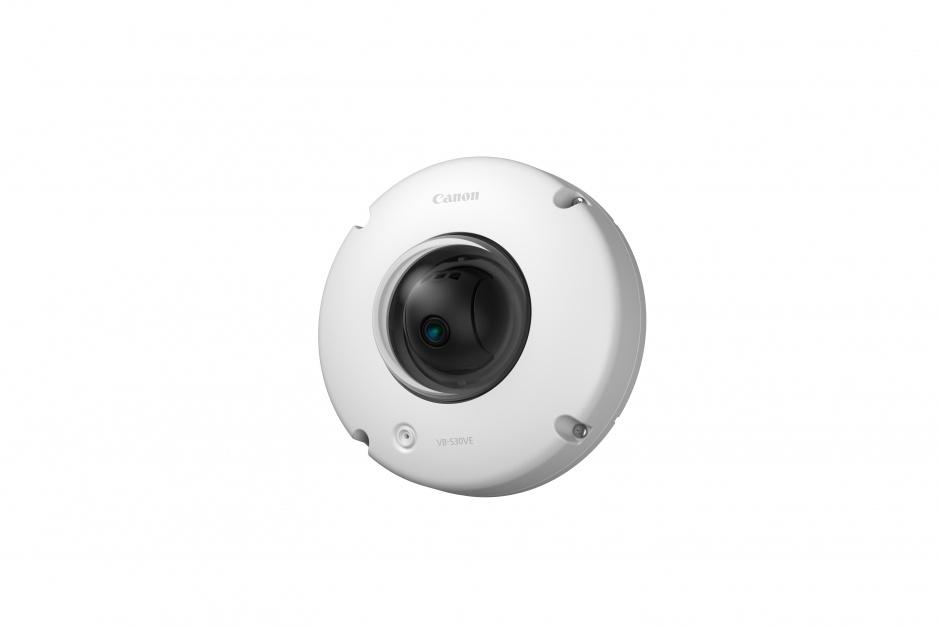 Axis wprowadza na rynek nowe kamery sieciowe firmy Canon