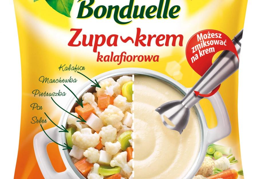 Bonduelle poszerza portfolio zup-kremów