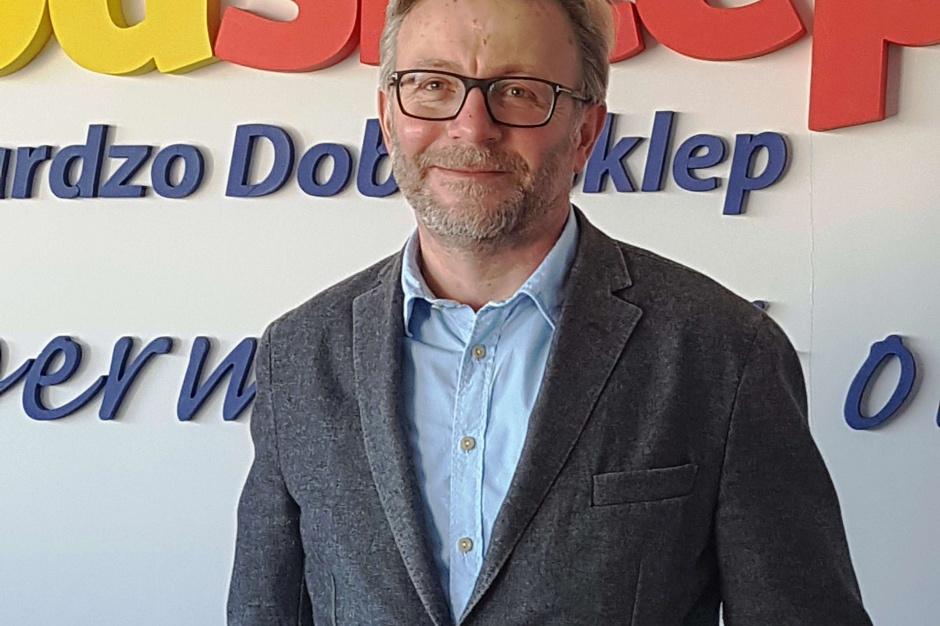 Adam Guz dyrektorem finansowym w bdsklep.pl