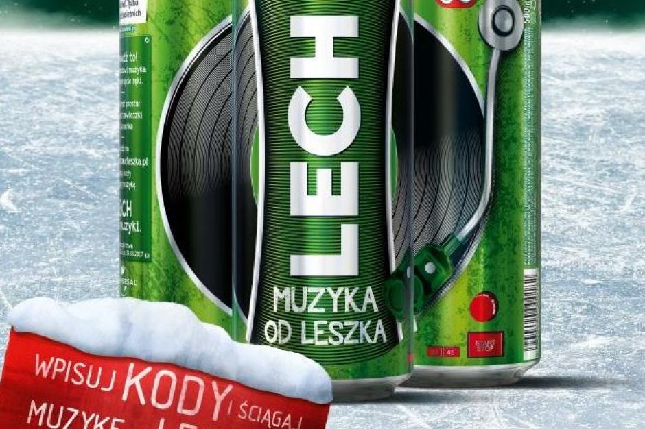 Muzyczna promocja piwa Lech