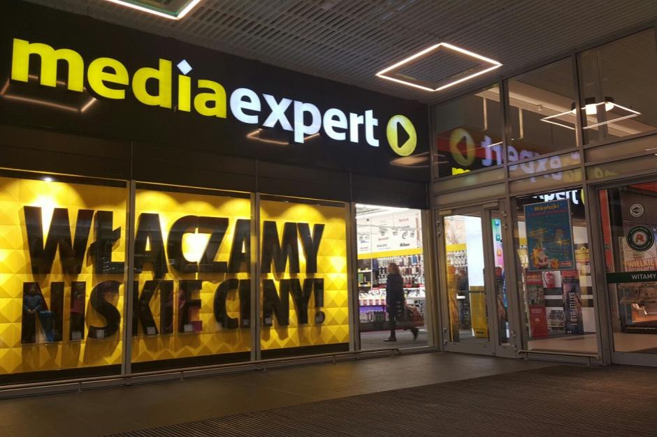 MediaExpert ma zgodę na przejęcie ponad 40 sklepów firmy Astral