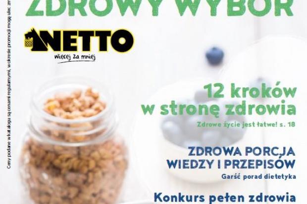 Netto rozszerzyło ofertę produktów prozdrowtnych