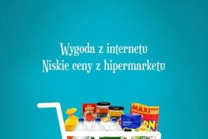 Produkty spożywcze z eCarrefour.pl dostępne w całej Warszawie