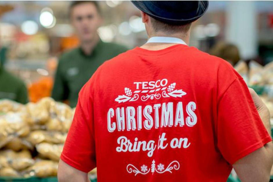 Święta nie pomogły zarobić Tesco w Europie, sieć wspomina o konkurencji w Polsce