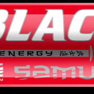 BLACK Samuraj SAKE - nowość od BLACK Energy Drink
