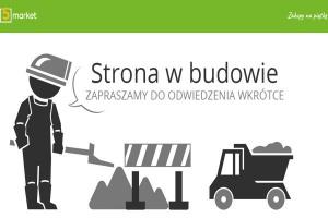 """Nowy szydl Stokrotki z hasłem """"Zakupy na piątkę"""""""