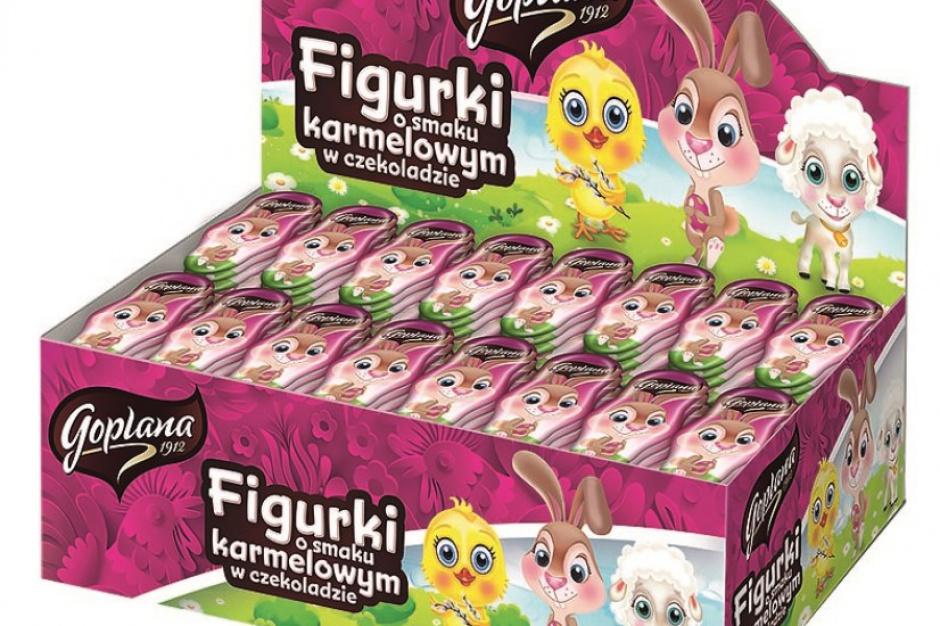 Wielkanocna oferta słodyczy od Goplany