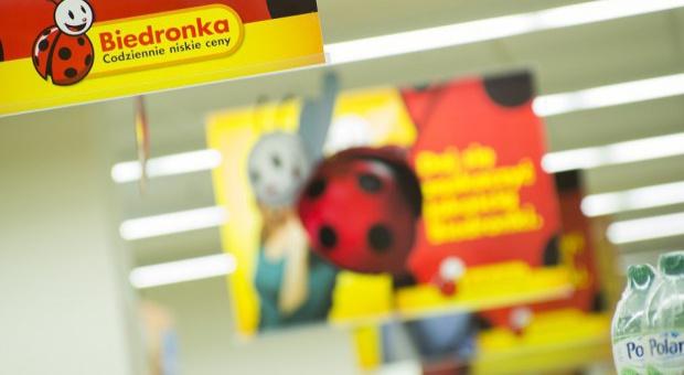 W Polsce 70 proc. dyskontów to Biedronki