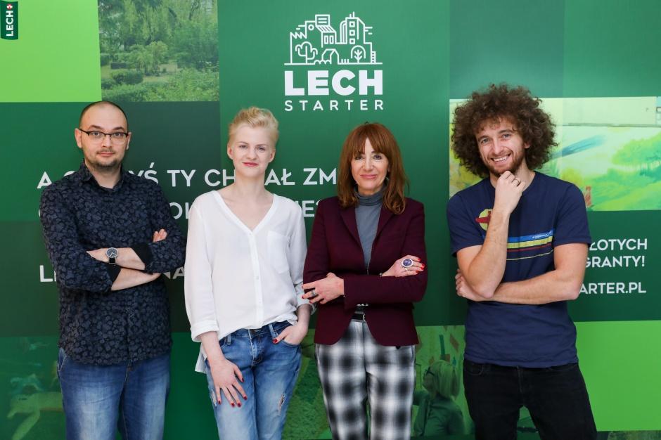 Lech Premium przekaże milion zł na granty dla polskich miast