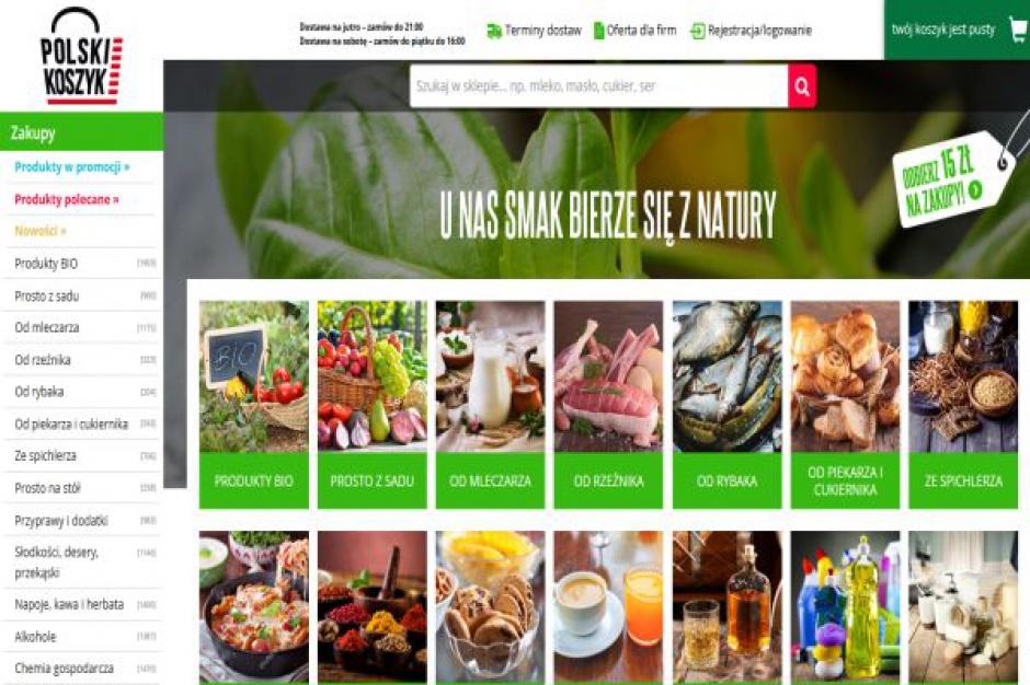 Polskikoszyk.pl: Promowanie polskich produktów przekłada się na ceny u dostawców