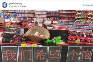 Językowa wpadka Carrefoura