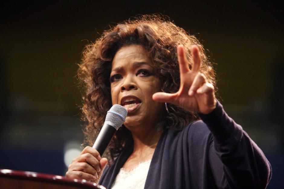 Oprah Winfrey stworzyła własną markę spożywczą