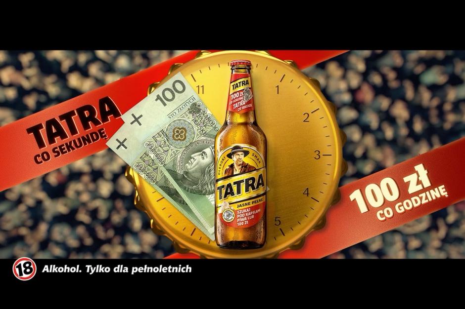 Tatra startuje z największą w historii marki loterią promocyjną