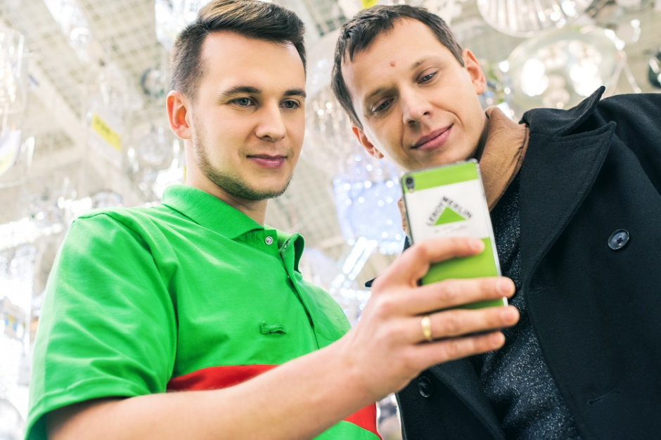 Leroy Merlin Polska przechodzi na technologie mobilne