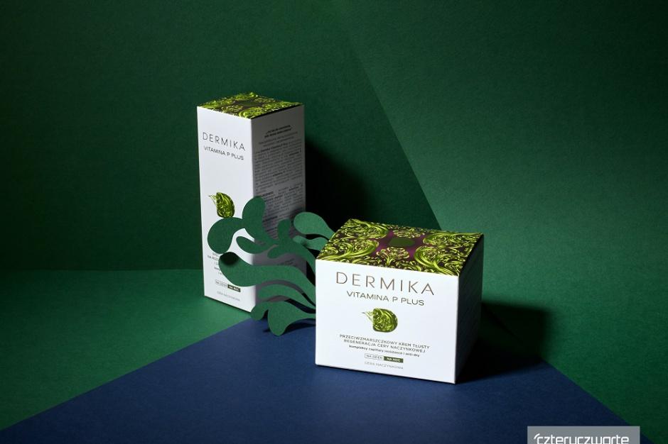 Kosmetyki Dermika w nowych opakowaniach