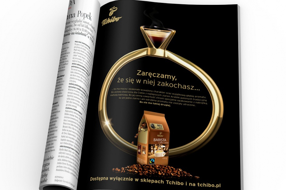 Ruszyła kampania nowych kaw Tchibo