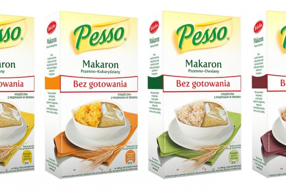 Pesso - makaron bez gotowania dla niecierpliwych