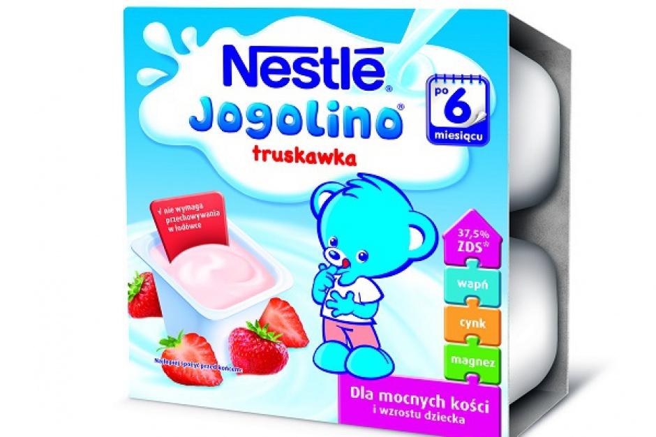 Nowy smak Nestlé Jogolino