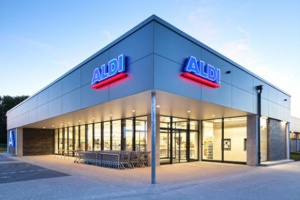 22 lutego rusza drugi sklep Aldi w Warszawie