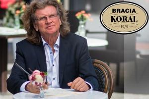 Zbigniew Wodecki wystąpi w reklamach lodów Bracia Koral - Lody Jak Dawniej