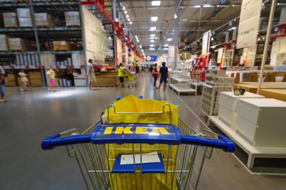 Wrocławska Ikea wybrana najlepszym sklepem sieci na świecie