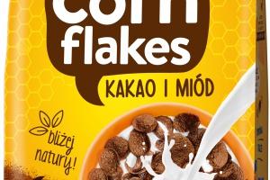 Lubella Corn Flakes Kakao i Miód