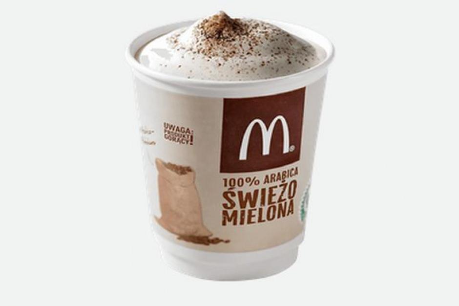 McDonald's już po raz ósmy częstuje poranną kawą za darmo