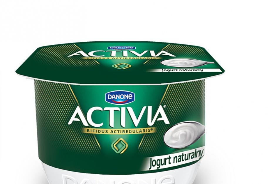 Activia Jogurt Naturalny w nowej odsłonie