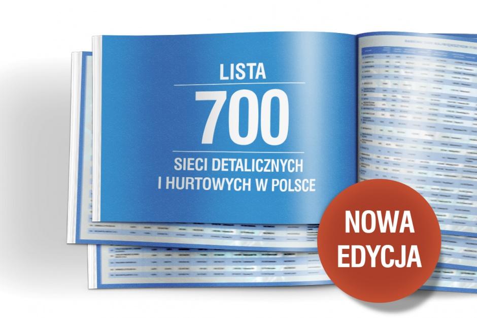 700 sieci detalicznych i hurtowych w Polsce - nowa edycja