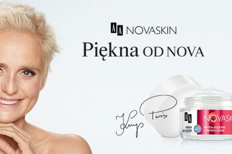Kinga Preis w reklamie kosmetyków AA