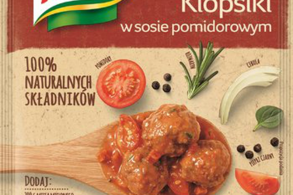 Nowości w linii Naturalnie Smaczne! marki Knorr